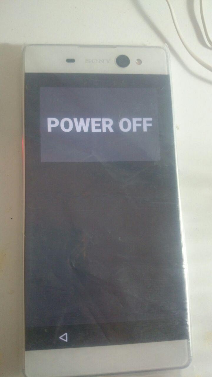 ياريت المساعدة في حل لهذا الموديل Sony Xperia XA Ultra F3211