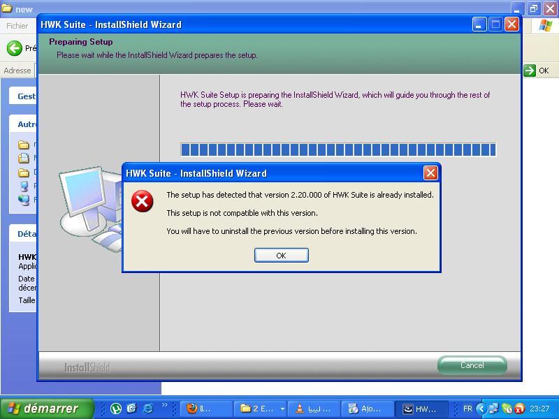 مشكل في تنصيب التحديث الأخير للتورنادو HWK_Suite_Minor_v02.20.002 