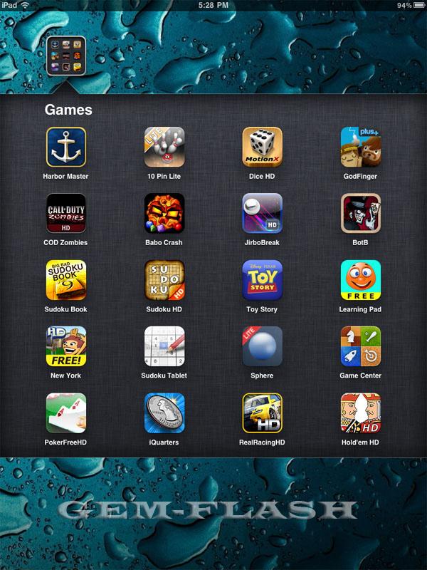 iOS 4.2 for iPad الفريمور الجديد للآيباد جاهز للتحميل اللي يحب يجرب !!!