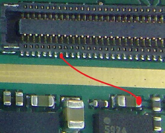ممكن مساعدة في جهاز n958gb لاتوجد معلومات في الشاشة مع العلم انة يرسل ويستقبل طبيعي م