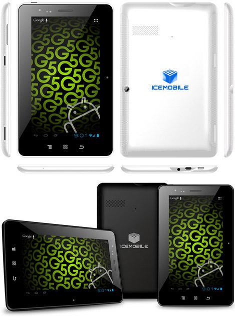 سعر ومواصفات ومميزات وعيوب Icemobile G5