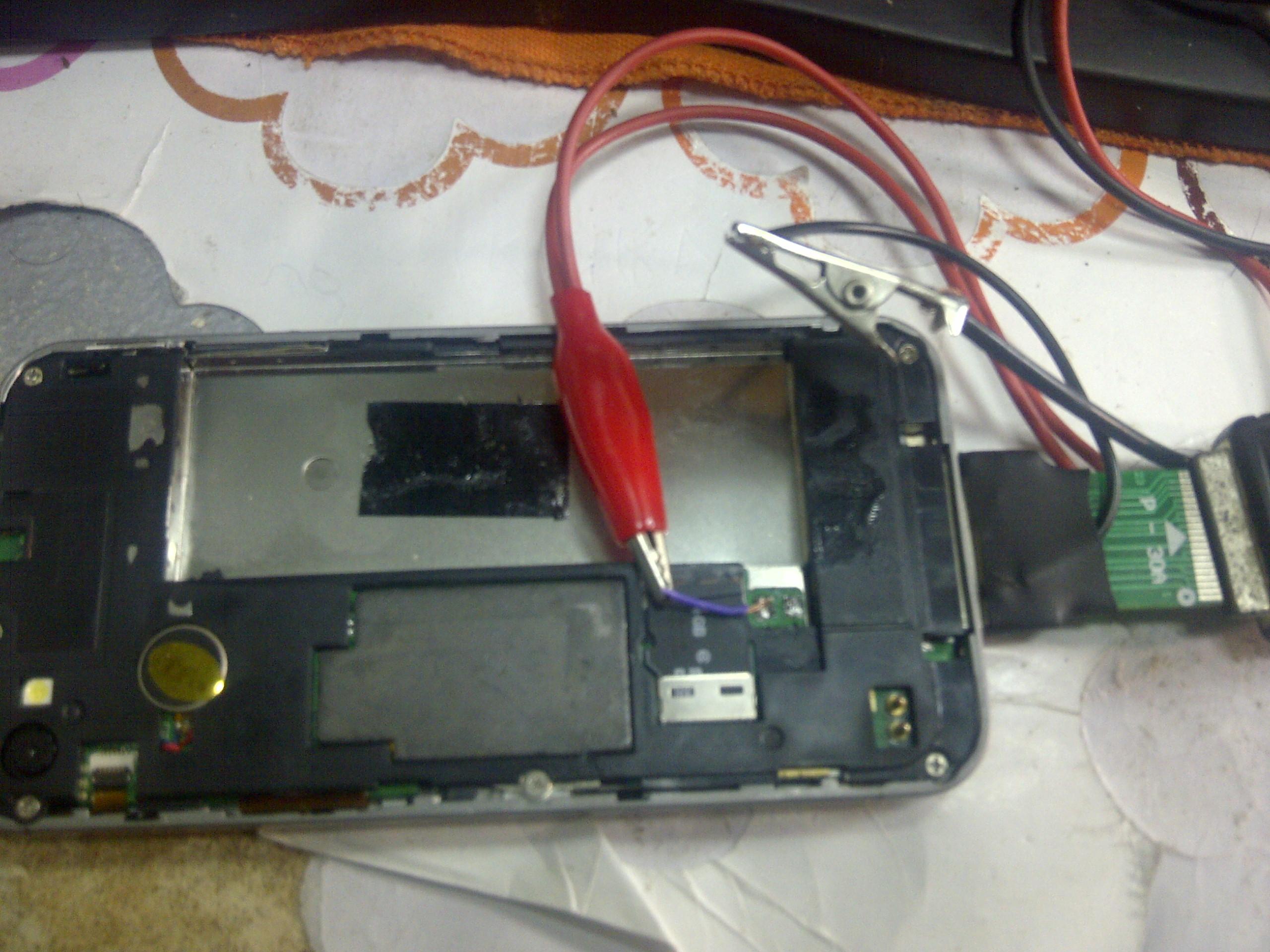 توضيح بخصوص الايفون 4G الاسبريد و كيفه عمل بوت و فورمات للجهاز
