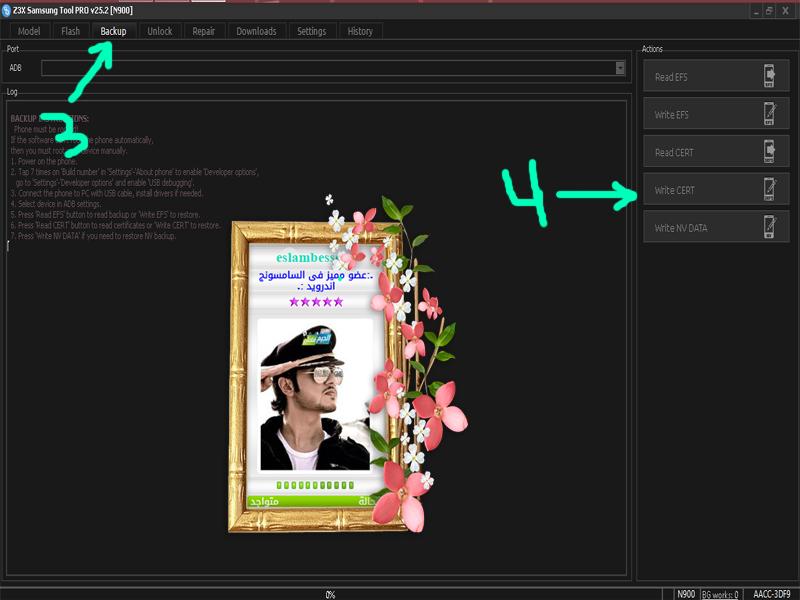 مساعدة : مشكلة null n900 نوت 3 - الصفحة 1