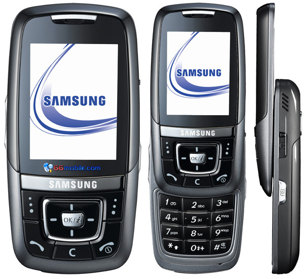 تعريب جهاز  SAMSUNG D600 - UST Pro