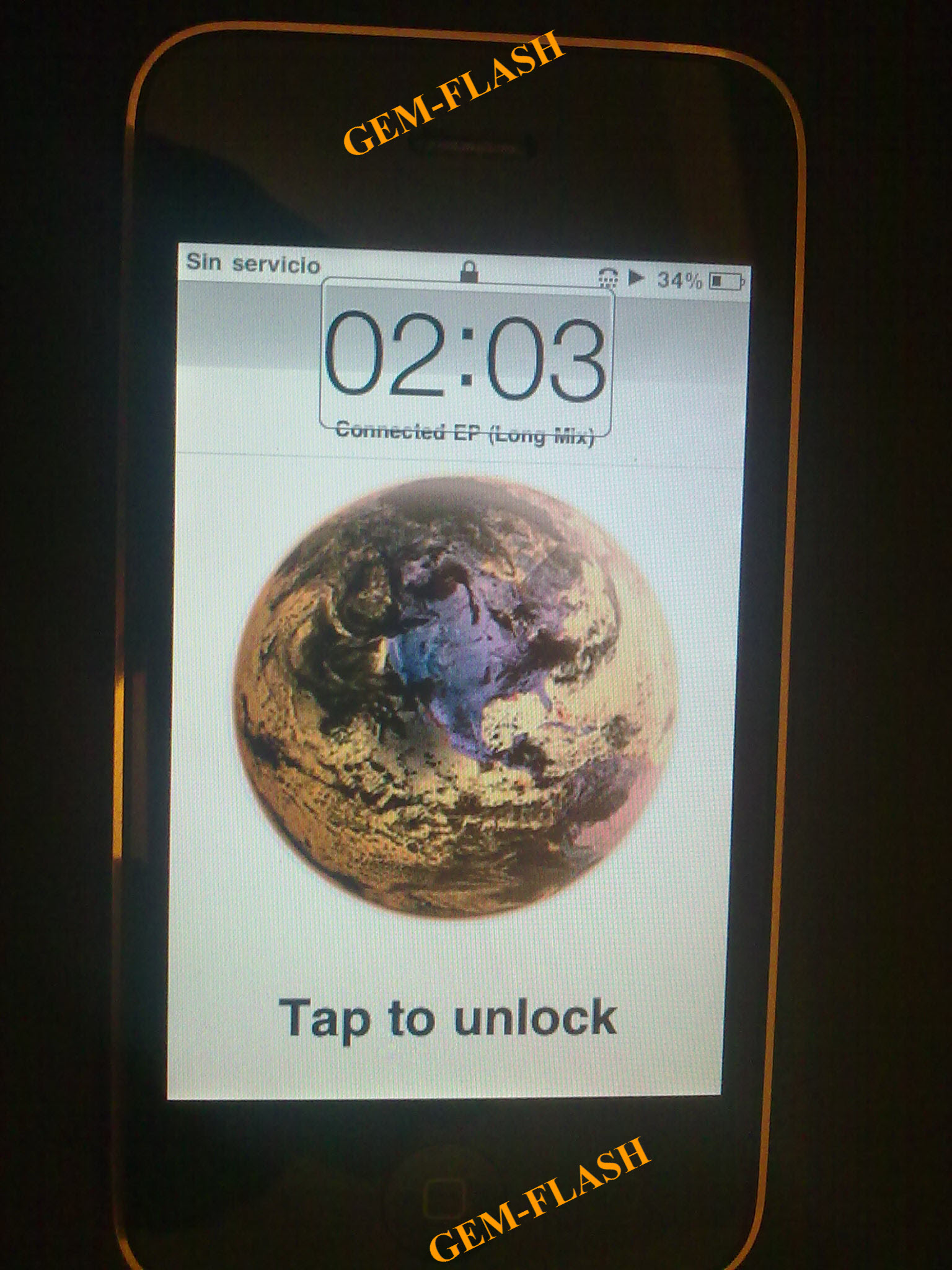 iPHONE 32gb ...Tap to unlock