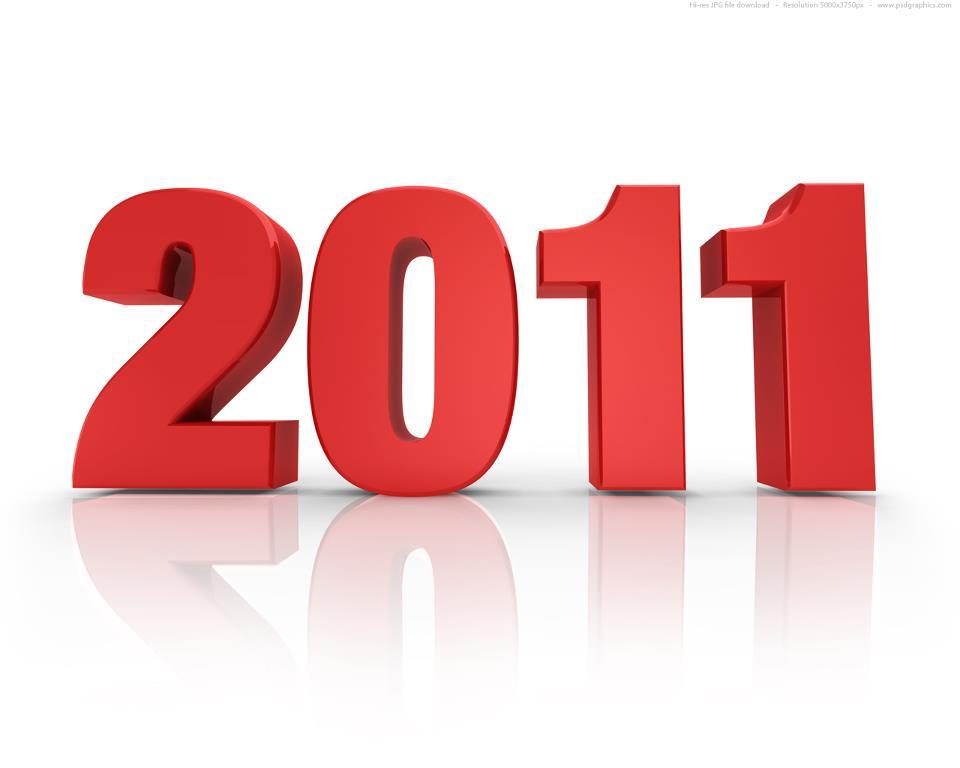 سنــة 2011 سنة عجيـبة .. تحتوي على العديد من التواريخ المميزة