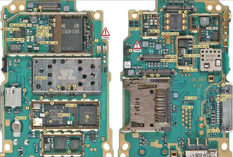 ممكن أتجهات كرستالات الكيباد لنوكيا القديم N93i