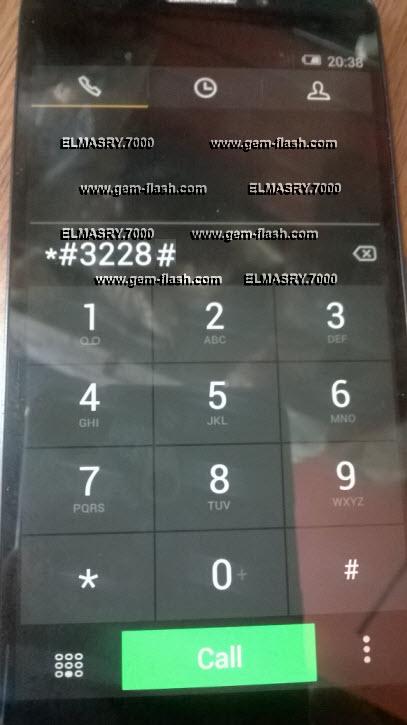 فك تشفير الكاتيل Unlock Alcatel One Touch OT-6040X