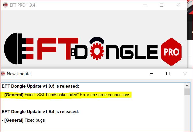 تحميل الاصدار 1.9.5 لحل مشكلة SSL Handshake Error