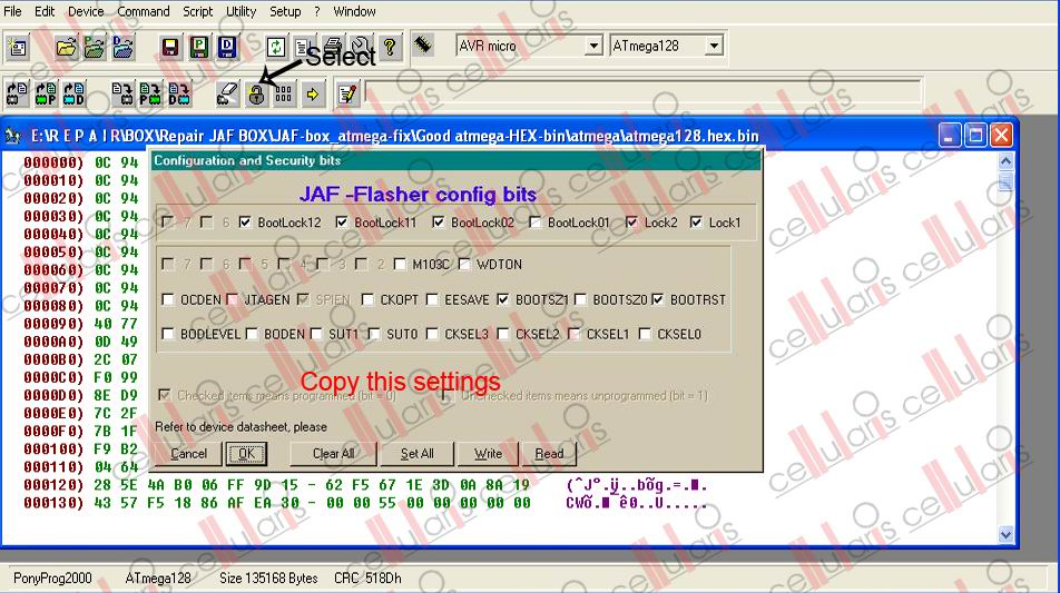 اصلاح بوكس الجاف 100% error get id error sync phone