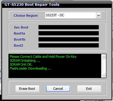 تصليح بوت s5330