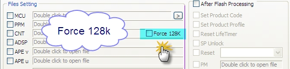 اسمحت متى ؟ واين ؟ ولماذا يستخدم Force 128k