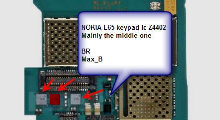 كيباد E65