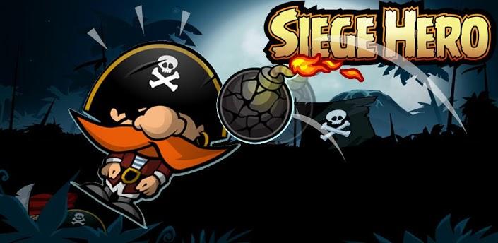 لعبة الذكاء الجميلة Siege Hero تصبح مجانية لفترة