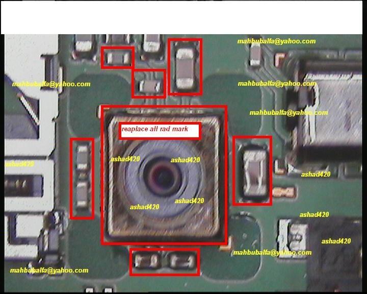 الكاميرة لاتعمل 2730C