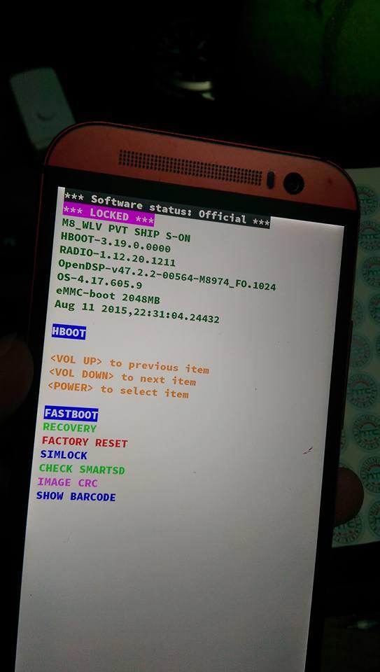 فلاشه M8_WLV 5.0.1