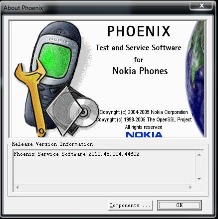 حصريــاً  -    Phoenix Service Software 2010.48.4.44602 Cracked