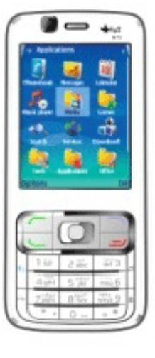فلاشه n73 hx mobile بيانات جديده