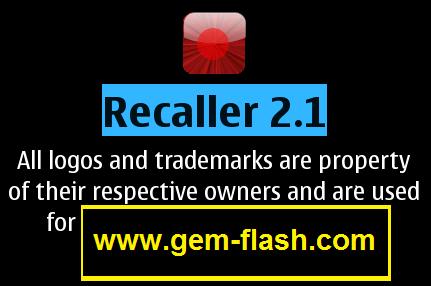 برنامج recaller لتسجيل المكالمات رووووعة
