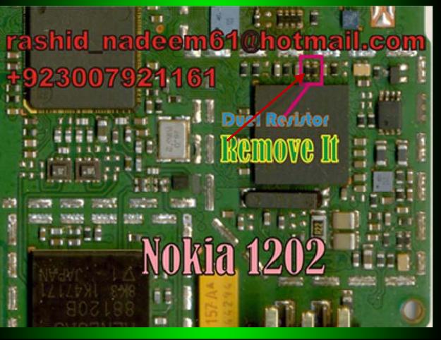 جهاز 1202 البطارية لا تشحن تم تغيير البطارية والشاحن
