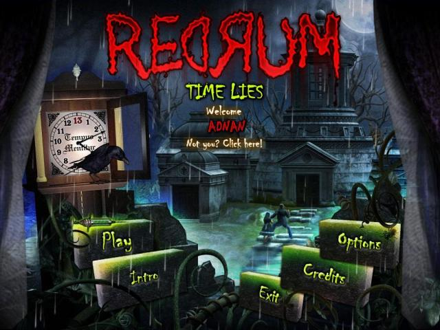 تحميل لعبة الرعب Redrum: Time Lies