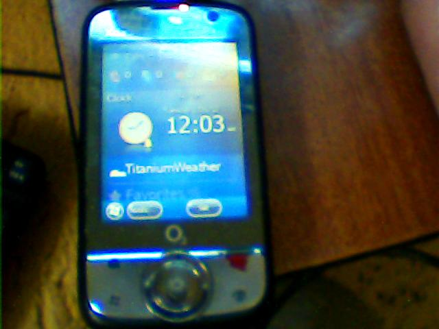 مشكلة في htc O2 Xda Orbit