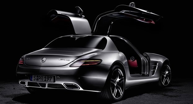 Mercedes SLS AMG Competition