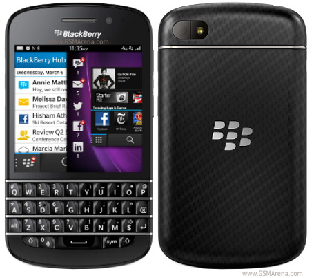 سعر ومواصفات ومميزات BlackBerry Q10