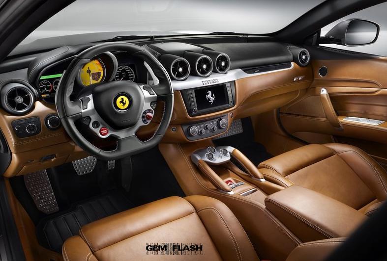 بعض موديلات السيارات لعام 2012