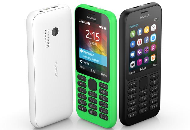 الاصدار الاخير لغه عربية لهاتف Nokia 215 RM-1110 فيرجن 12.03.11